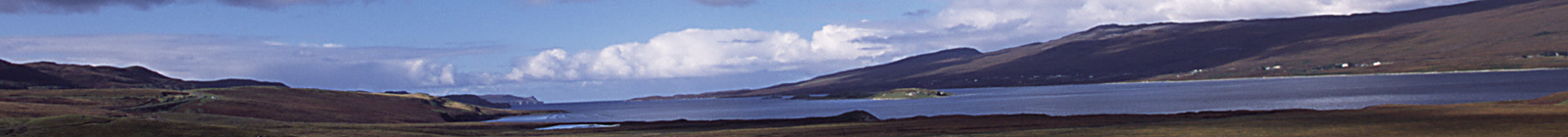 Scotland Loch Banner