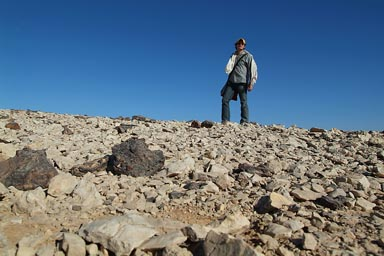Me on those desert mounts. Luxor, west bank.
