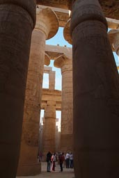 Great Hypostyle Hall, Karnak Temple.