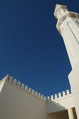New mosque AL-Qasr.