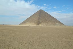 Snofru's Red Pyramid, Dashur.