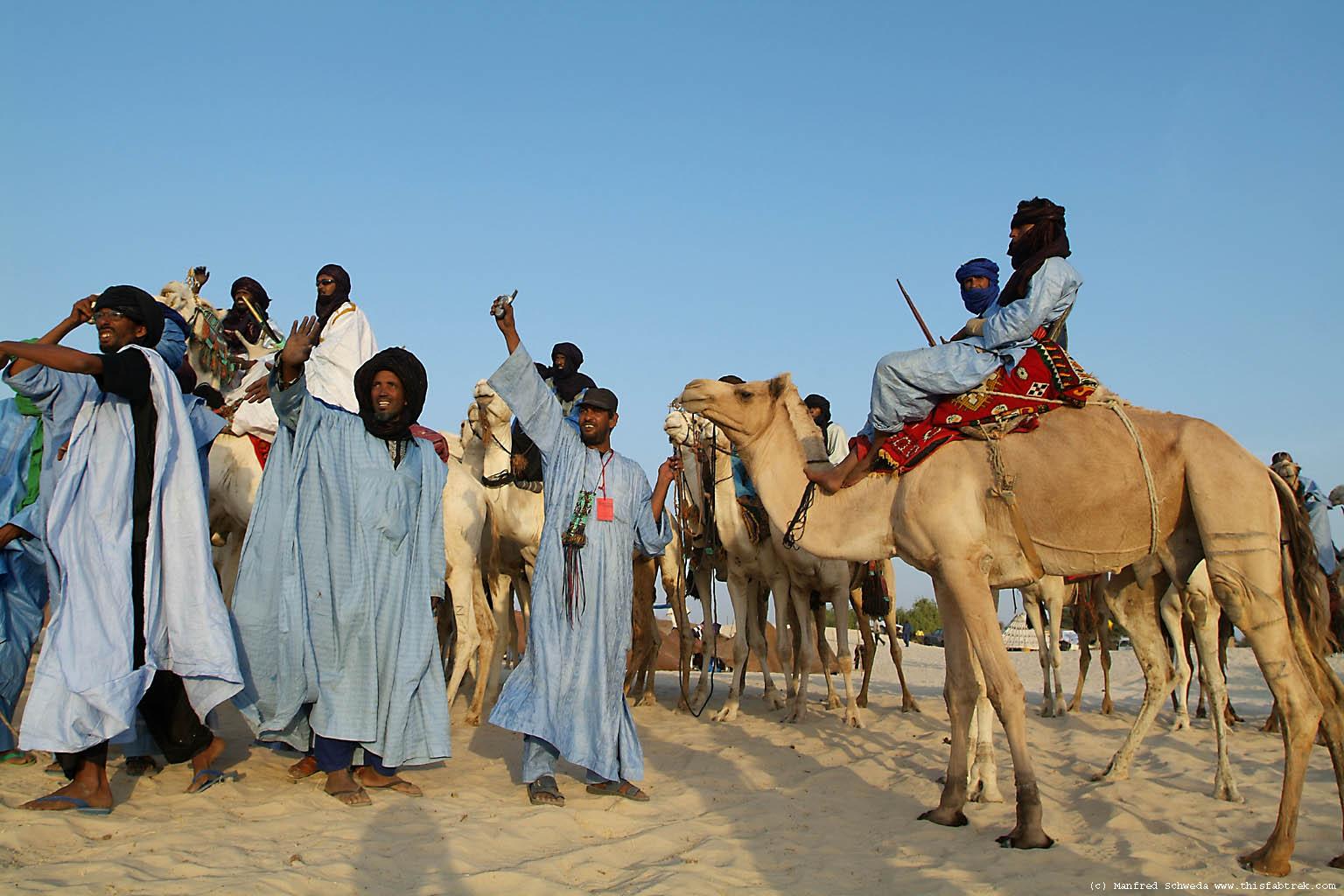 tuareg gold