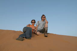 Merzouga and Hasna