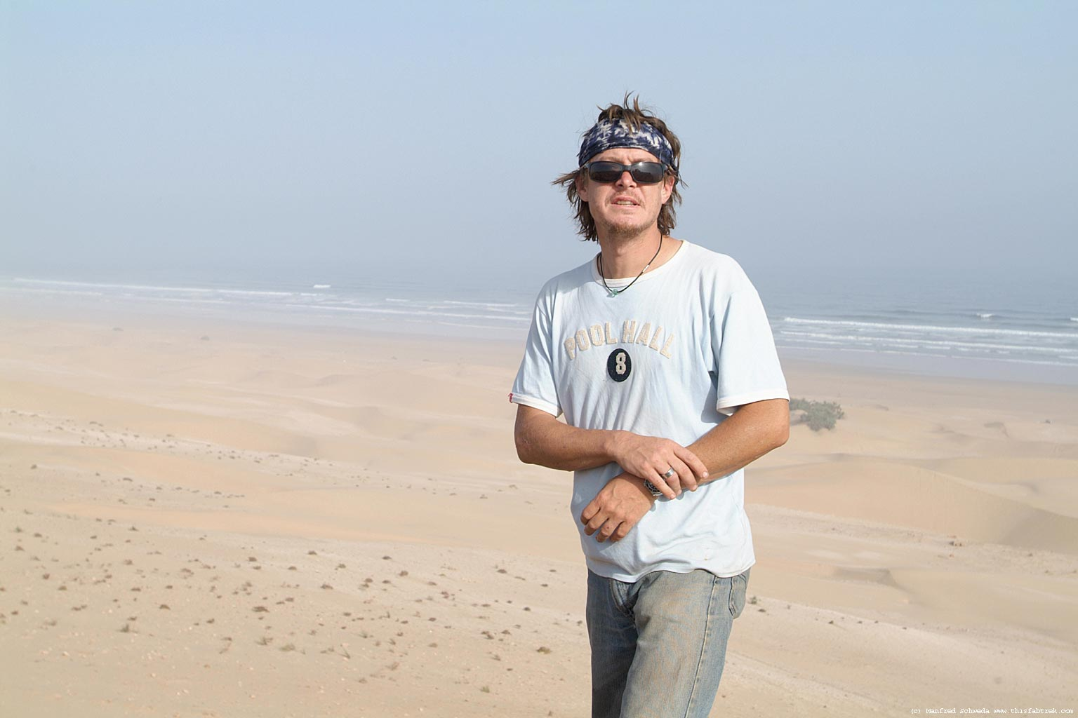 Morocco Plage Blanche Plage Blanche is Blanche And