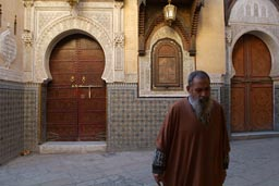 Fes, Mosque Ahmed Tijani.