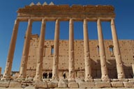 Palmyra Temple of Bel.