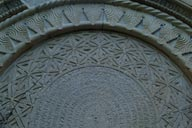 Ishkhani engravings over entrance. Turkey.