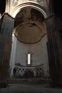 Cathedral, Ani, Apse. White wash.