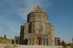 Cathedral of Kars, Armenian church, St. Arak'elots, the Church of the Apostles.