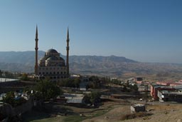 Sirnak, mosque, south eastern Turkey.
