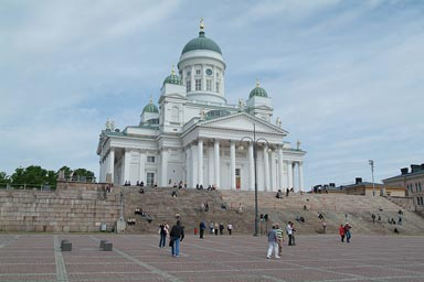 Cathedral, Helsinki.