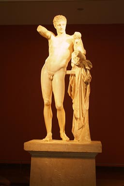 Hermes (Mercury) and Dionysus