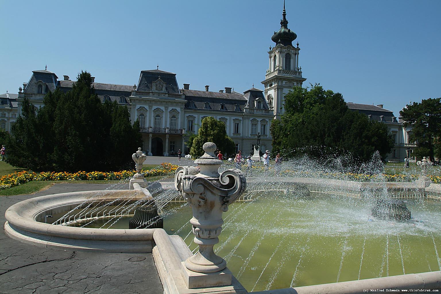 Keszthely Hungary  city images : Keszthely, Balaton, Hungary.