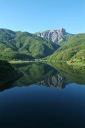 Lago Vagli, Monte Pisamino