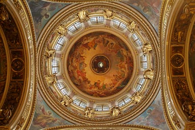 Cupolla, Saint Isaac's Cathedral.