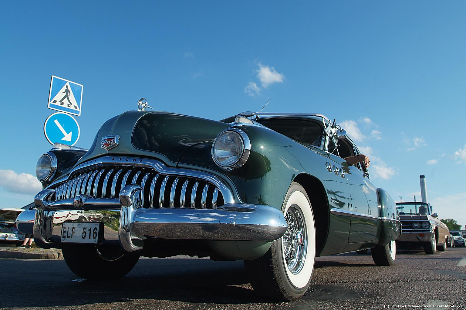 Buick Eight Super, Power Big