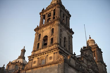 Cathedral Mexcio City.