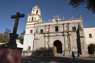Parish of San Juan Bautista, Coyoacan.