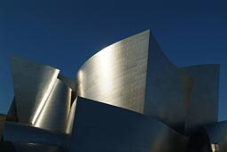Disney Hall, Los Angeles.