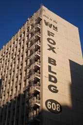 Fox building, Downtown.