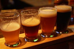 Beer tasting, Encinitas, Ale house.