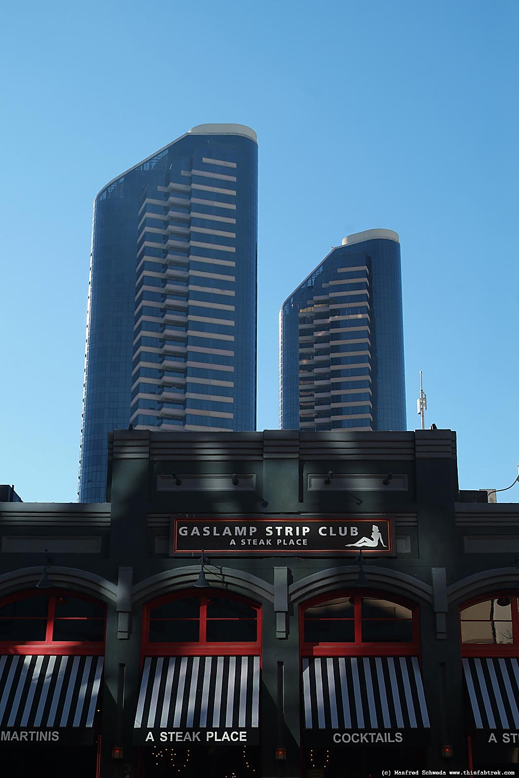 San diego gaslamp strip club