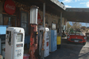 Gaz station, Route 66.