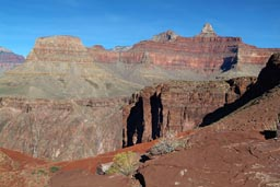 Northern rim Grand Canyon.