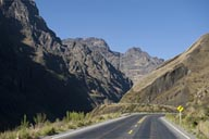 New Yungas Road, Bolivia.