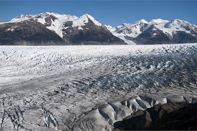 Part of Southern Ice Field.