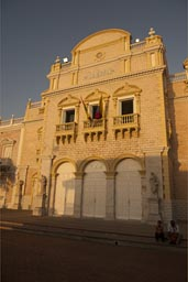 Cartagena theatre.