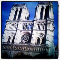 Notre Dame. 30 years that I saw her first time.