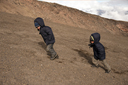 The will to move up to the refugio, Cotopaxi, at 4,600m.