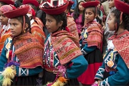 And dance, Lima Independence Day in Peru.