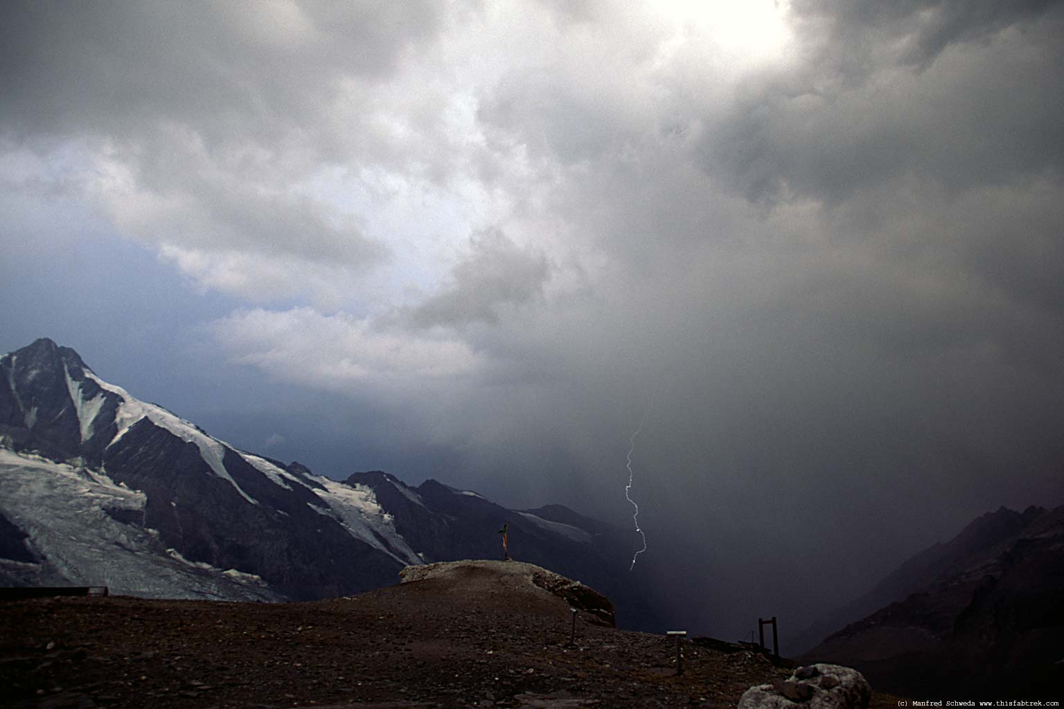 This Fab Trek - Photography and Journey, Grossglockner 2003.